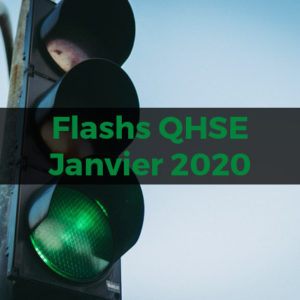 Flashs HSE - janvier 2020 - abonnement mensuel