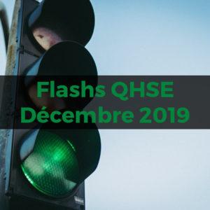 Flashs HSE - décembre 2019 - abonnement mensuel